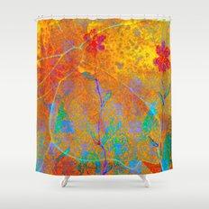 Magical Carpet Shower Curtain