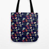 221B Baker Street Versio… Tote Bag
