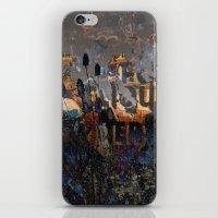 TEASEL III iPhone & iPod Skin