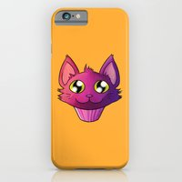 Super Kawaii Neko Muffin iPhone 6 Slim Case