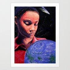 Lamentation Art Print
