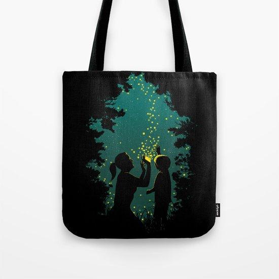Fireflies Tote Bag