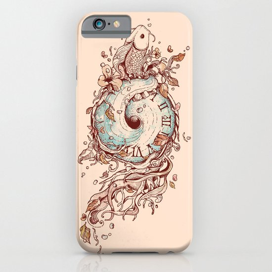 A Temporal Existence iPhone & iPod Case
