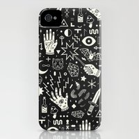 iPhone 4s & iPhone 4 Cases featuring Witchcraft by LordofMasks