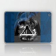 Darth Vader The Grey Laptop & iPad Skin