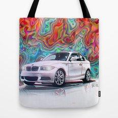 BMW 135i Tote Bag