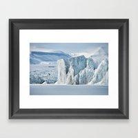Svalbard 3 Framed Art Print