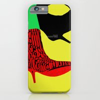 shoes iPhone & iPod Cases featuring Shoes by BUBUBABA