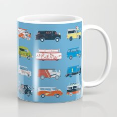 It Would Have Been Cooler as a Van Mug