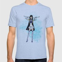 Satsuki KLK Mens Fitted Tee Athletic Blue SMALL
