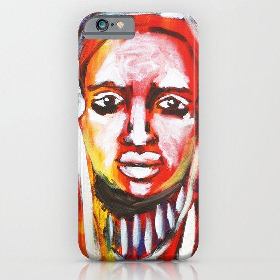 Anguish iPhone & iPod Case