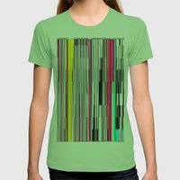 T.M.B.I.A.M.S 2012 SWATCH 2 Womens Fitted Tee Grass SMALL