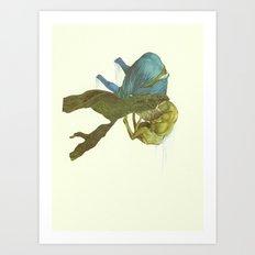 Grendel Art Print