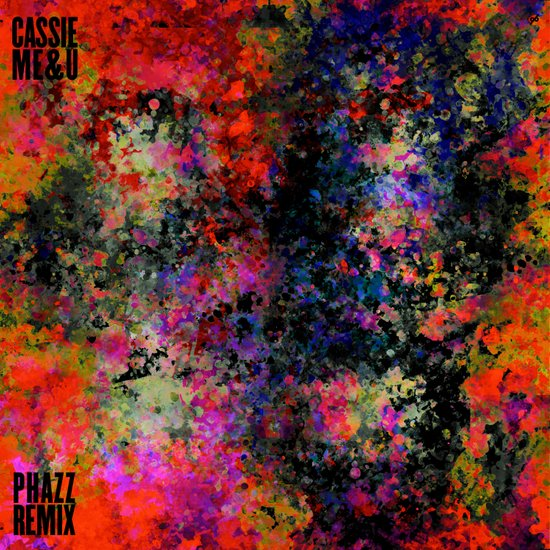 Cassie - Me & You (Phazz Remix) Art Print
