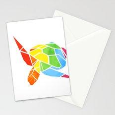 Shapeshifting Turtle Stationery Cards