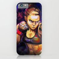 iPhone & iPod Case featuring Arm Bar Queen by Zollo.x.Mishin