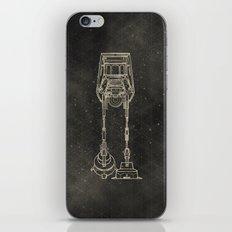AT-AT iPhone & iPod Skin