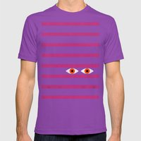 I Spy Mens Fitted Tee Ultraviolet SMALL