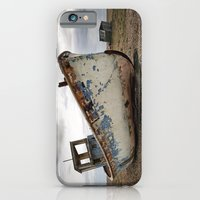 iPhone & iPod Case featuring The Trawler, Dungeness, Kent by David Turner