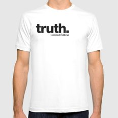 truth. {Limited Edition} Mens Fitted Tee White SMALL