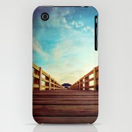 iPhone & iPod Case featuring Pier Walk by JMcCool