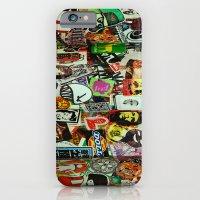 iPhone & iPod Case featuring Stickerz  by RAIKO IVAN雷虎