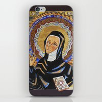 St. Hildegard of Bingen iPhone & iPod Skin