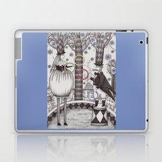 Winter Circus Laptop & iPad Skin