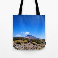 El Teide Tote Bag