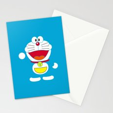 Blue Doraemon Stationery Cards