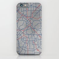 iPhone & iPod Case featuring Death Toll by rob dobi