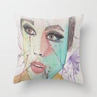Edie Throw Pillow