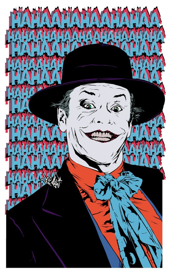 You Can Call Me...Joker! Art Print