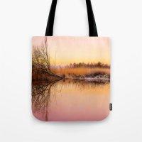 Norfolk Broads Tote Bag