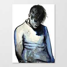 Blueboy Canvas Print