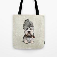 Sir Dandie Dinmont Terrier Tote Bag