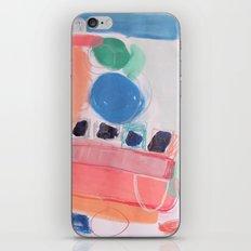 Summer Marnie iPhone & iPod Skin
