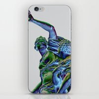 Goddess Of Versailles iPhone & iPod Skin