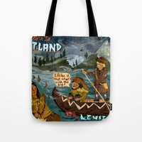 Postcard From Lewis + Cl… Tote Bag