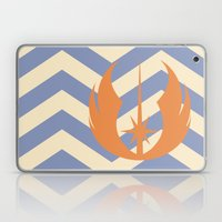 Ahsoka Tano Chevrons Laptop & iPad Skin