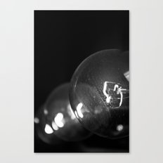 Blooming Bulbs Canvas Print