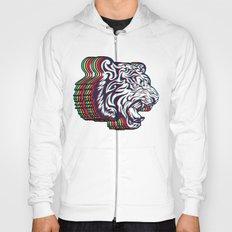 3D Tiger Hoody