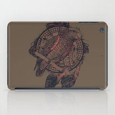 The Pirate's Assistant iPad Case