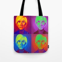 Celebrity Sunday - Andy … Tote Bag