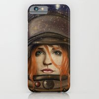iPhone & iPod Case featuring Give me Space (Girl) by Fla'Fla'