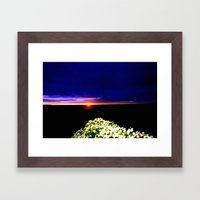 Endeavour Bay Framed Art Print