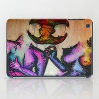 Adam and Eve iPad Case