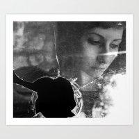 fugue VI Art Print