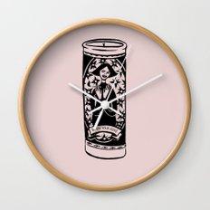 Burn Ur Icons Wall Clock
