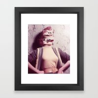 Barbie Framed Art Print